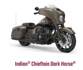 2019 W-Deflector, Indian Chieftain UnCoated