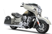 Indian Chieftain Wind Deflectors